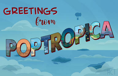 Greetings from Poptropica