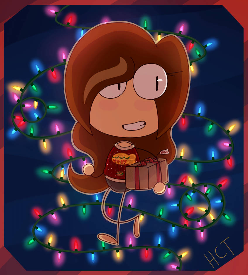 Merry Maroon