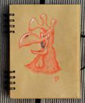 Looney Tunes - Foghorn Leghorn by Ptero-Pterodactylus