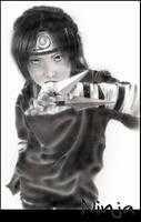 Sasuke by currysiek