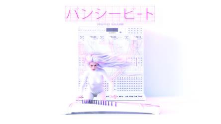 Banshibito Koto Club Cover Art Wallpaper