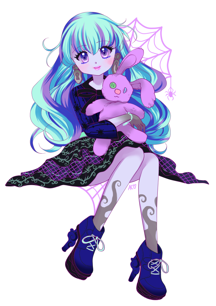 Twyla Monster High Drawing