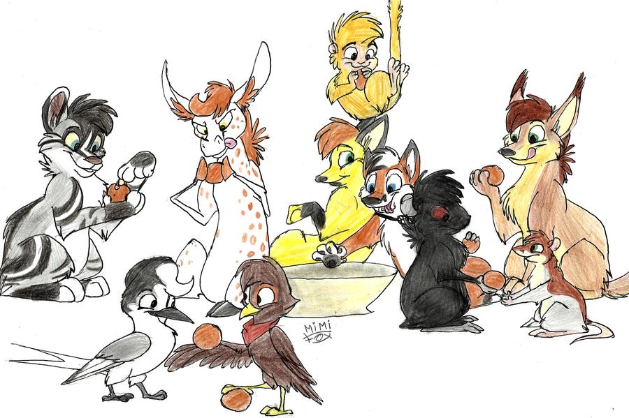 HAPPY NEW YEAR by Mimi-fox