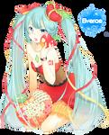 Hatsune Miku Render