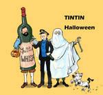 tintin bt halloween