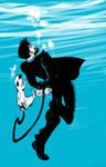 Adventure of tintin-Haddock