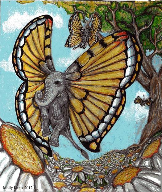 Elephlies by Mollykittykat