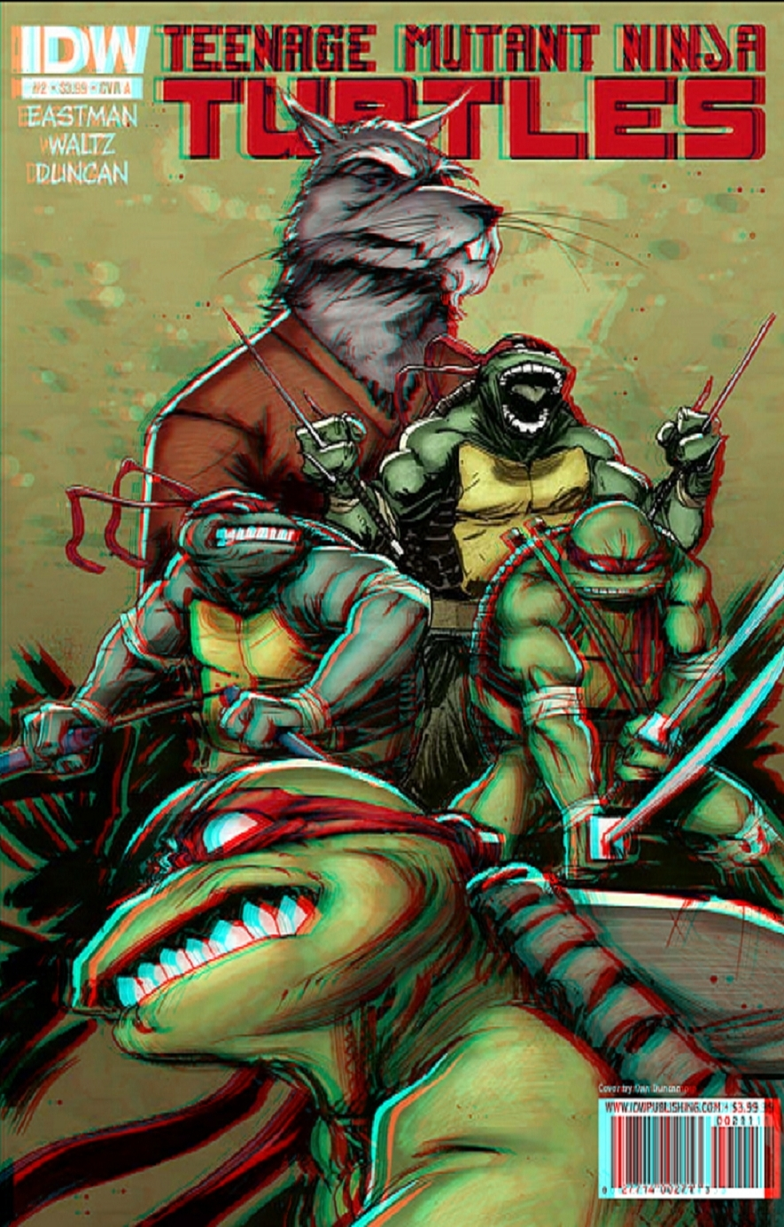 tmnt_3d_anaglyph_by_xmancyclops-d4our31 dans 3D