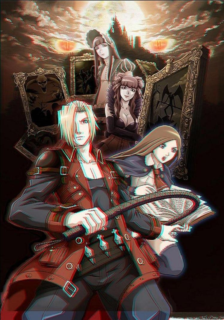 castlevania_portrait_of_ruin_3d_anaglyph_by_xmancyclops-d4rdijh dans manga