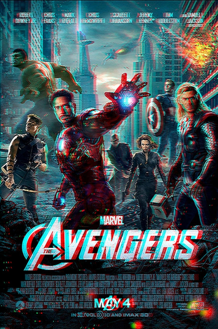 avengers_movie_poster_3d_anaglyph_by_xmancyclops-d4su6z9 dans cinema