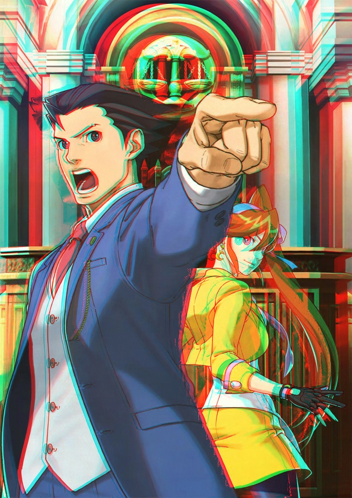 ace_attorney_3d_anaglyph_3_by_xmancyclops-d5lccfb dans manga