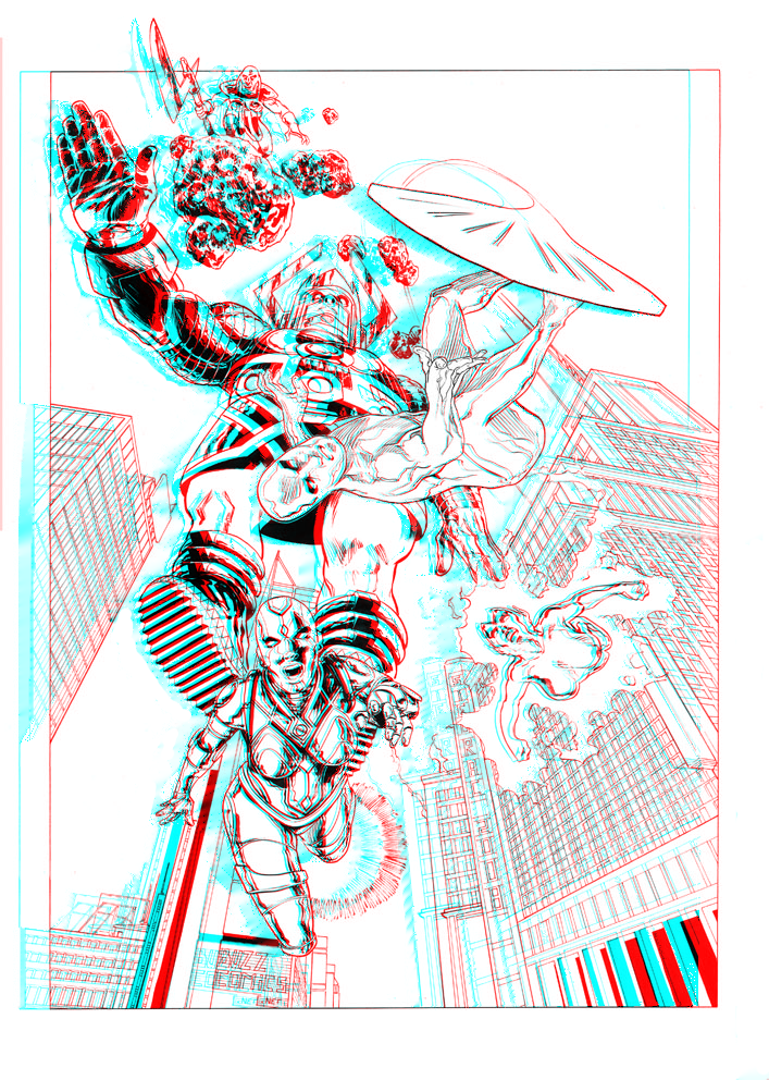 silver_surfer_and_galactus_in_3d_anaglyph_by_xmancyclops-d5q2otl dans 3D
