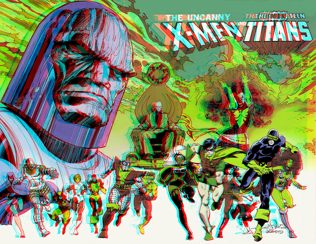 x_men_and_teen_titans_in_3d_anaglyph_by_xmancyclops-d64rubz