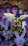 X-Men Battle of the Atom in 3D Anaglyph
