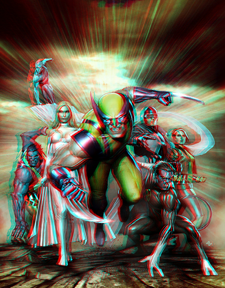 wolverine_and_the_x_men_in_3d_anaglyph_by_xmancyclops-d7mgy46