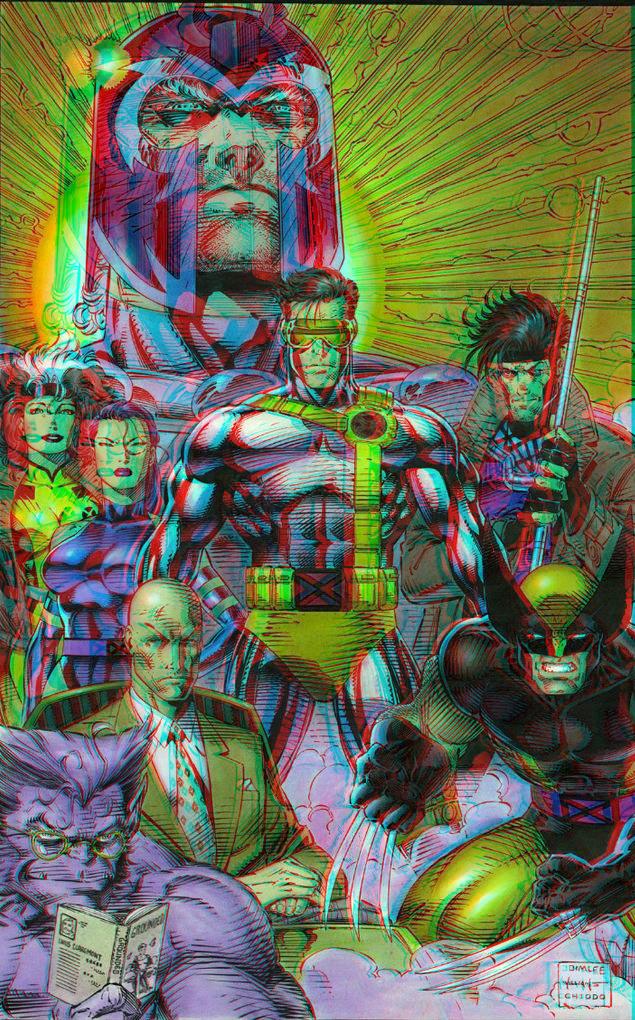 x_men_by_jim_lee_in_3d_anaglyph_by_xmancyclops-d8c6kg4 dans 3D