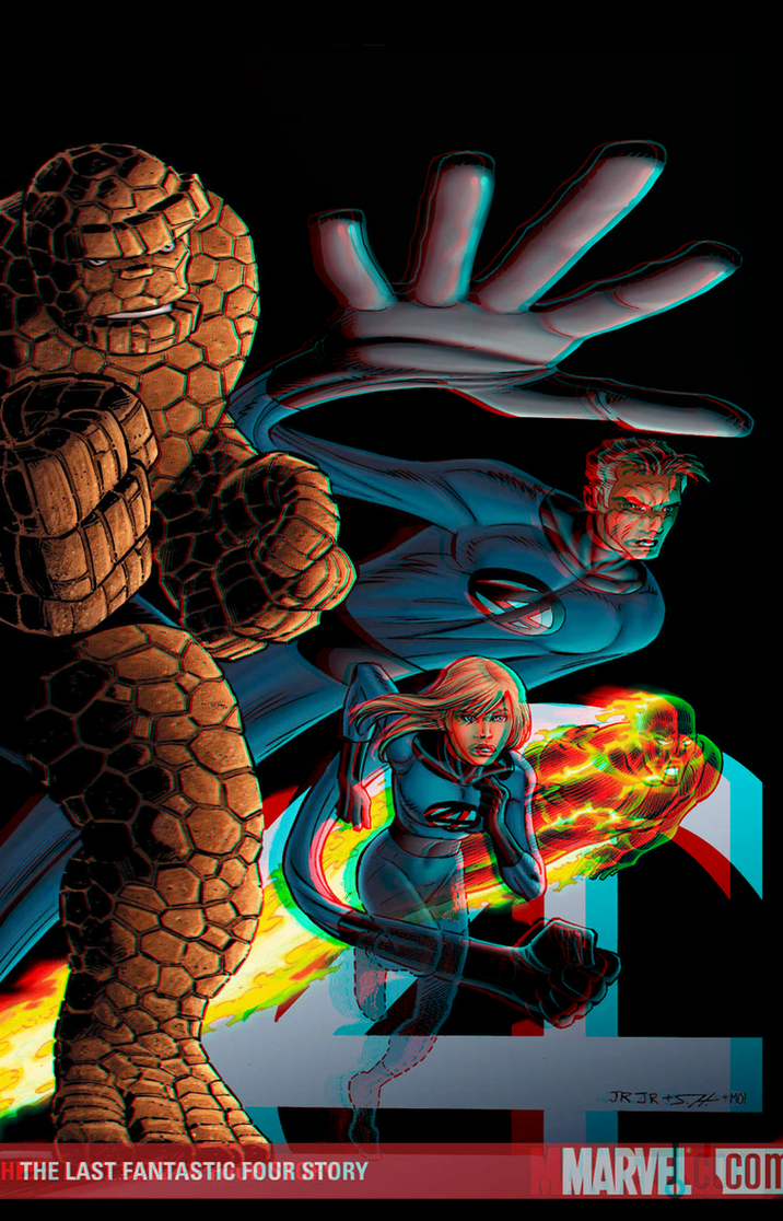 fantastic_four_by_romita_jr_in_3d_by_xmancyclops-d8eevgd dans 3D
