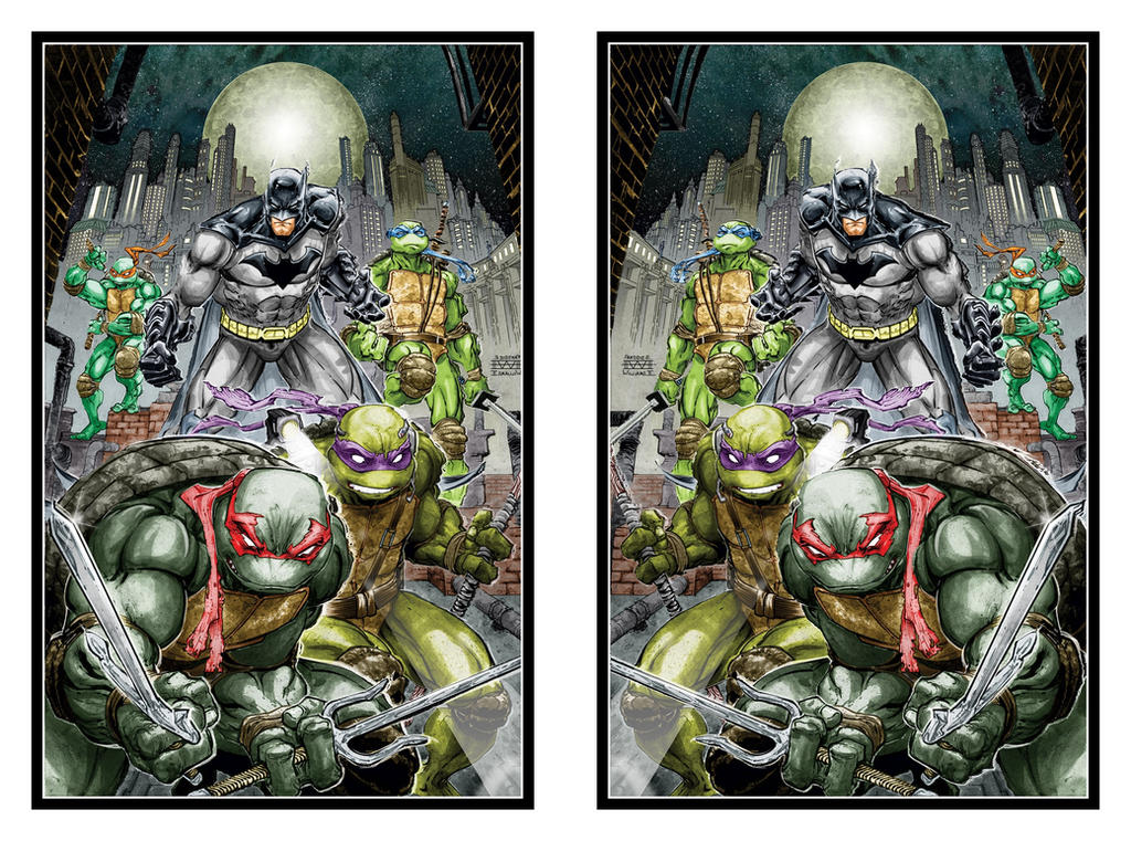 batman_and_the_tmnt_in_3d_mirror_by_xmancyclops-d9b3gmh