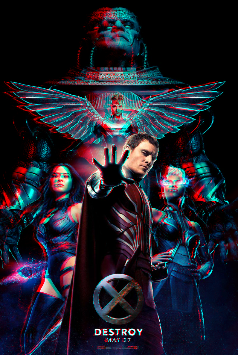 x_men_apocalypse___horsemen_in_3d_anaglyph_by_xmancyclops-d9v2yk7 dans cinema