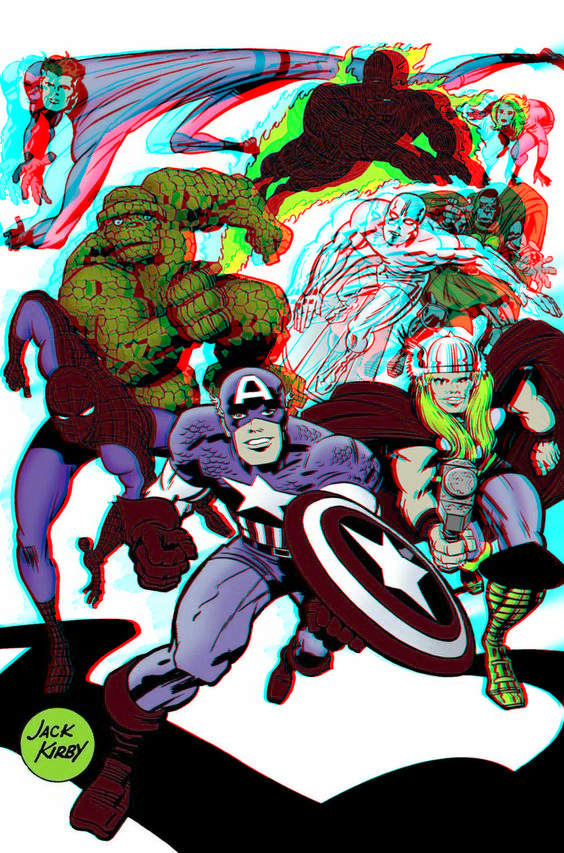 marvel_characters_by_jack_kirby_in_3d_anaglyph_by_xmancyclops-da5gpaj dans 3D