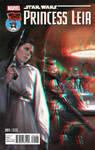 Princess Leia in 3D Anaglyph by xmancyclops