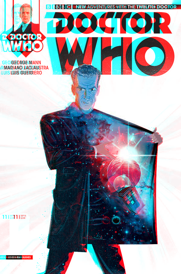 Doctor Who The 12th Doctor by xmancyclops