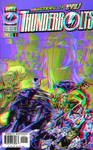 Thunderbolts by Mark Bagley in 3D Anaglyph by xmancyclops