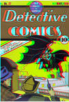 Detective Comics 27 in 3D Anaglyph by xmancyclops