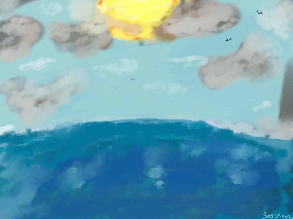 ocean by fallenmoonmist