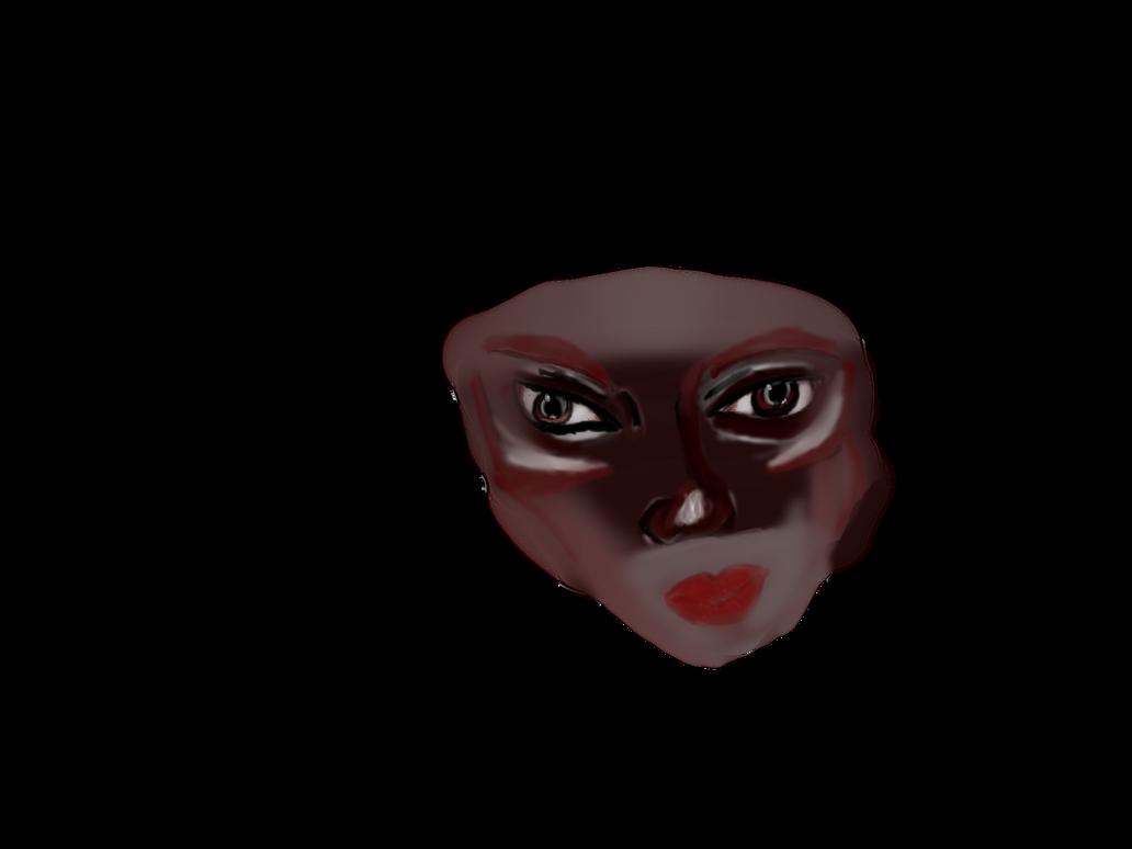Face by fallenmoonmist