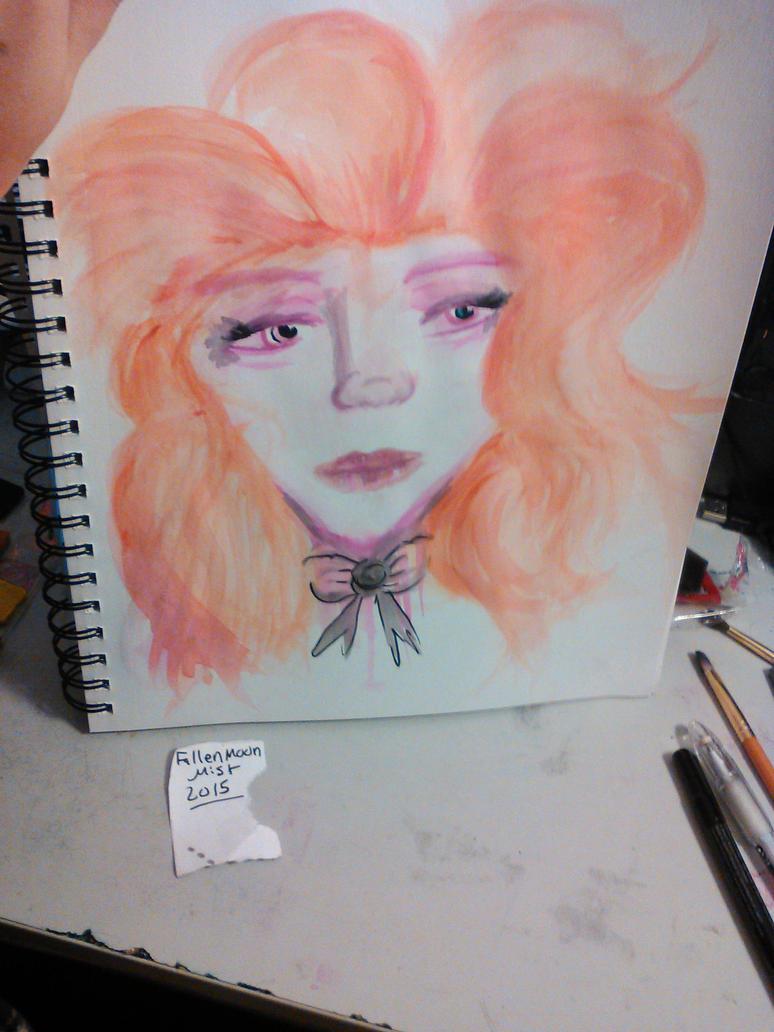 watercolor by fallenmoonmist