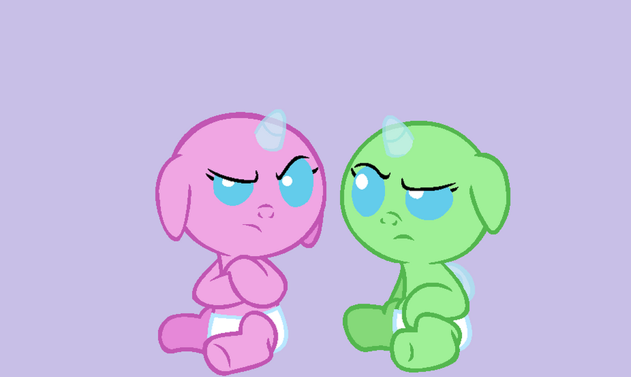 Pony Bases- Foal favourites by LilyLuPony on DeviantArt