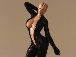 TEKKEN Nina Williams Render 04 by vizeta