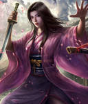 Mochizuki Chiyome Assassin'S Creed by assassinxgods