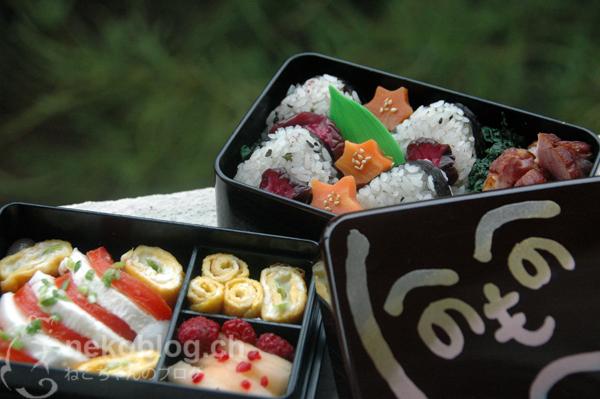 Murasaki Bento by YnekochanY