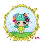 Flowergirl by dt8thd--pixels