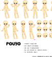 Pouyo Base - Set 02 by dt8thd--pixels