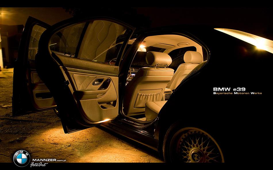 Bmw E39 Interior By Mannzer On Deviantart