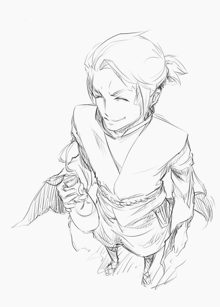 Sketch by 326Kamechan