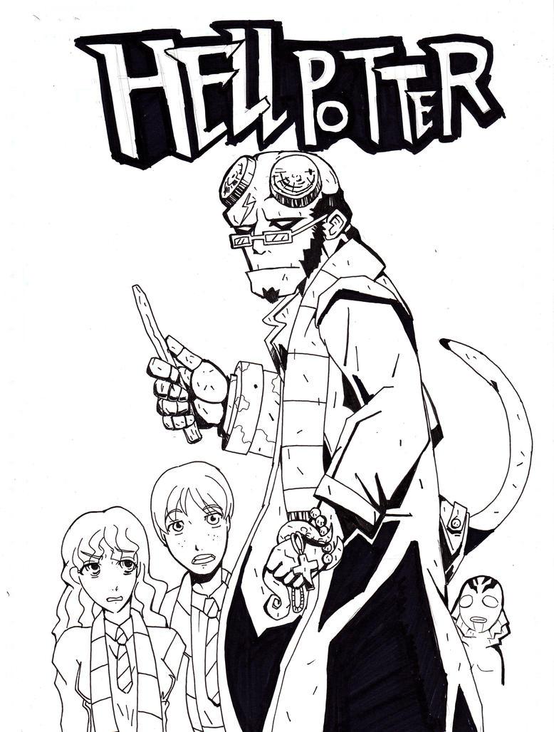 Hellpotter by keichishoshuko
