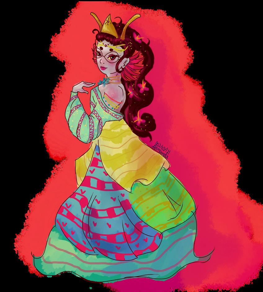 Empress Feferi by Seabit