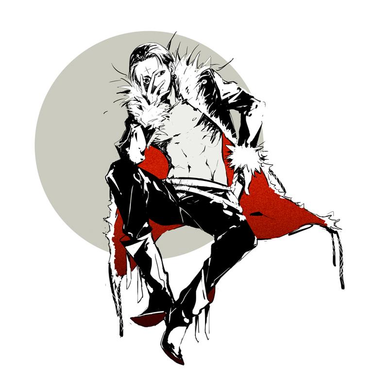 Kuroro Lucifer Hunter X Hunter By Dhax29 On Deviantart: KURORO By KuguKiugu On DeviantArt