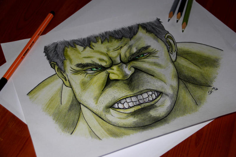 Green Giant by S04-Joker
