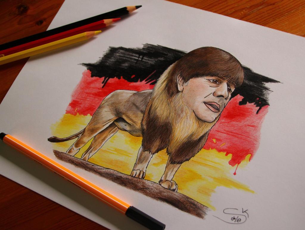 Lion Loew by S04-Joker