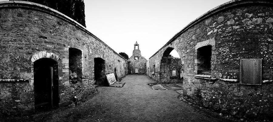 Abdie Graveyard by scumdee