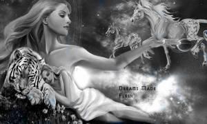 Dreams made flesh. Witchchild