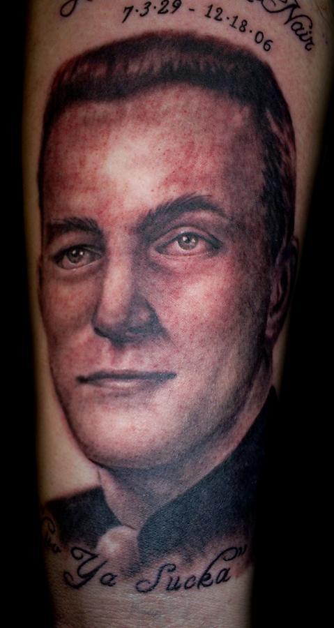 Rod's Portrait