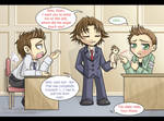 SPN: Touched by an Angel by Twilight-Deviant