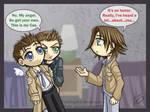 SPN: Stingy Dean by Twilight-Deviant