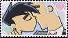 DP: Kissy Face Stamp